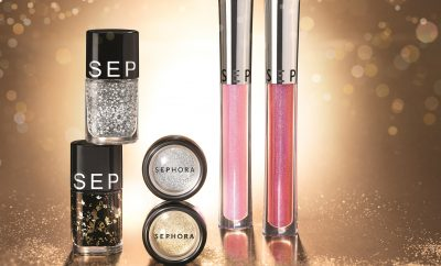 SEPHORA glitter collection