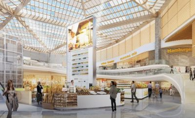 Arese Shopping Center - Market Area B - Credit Design International