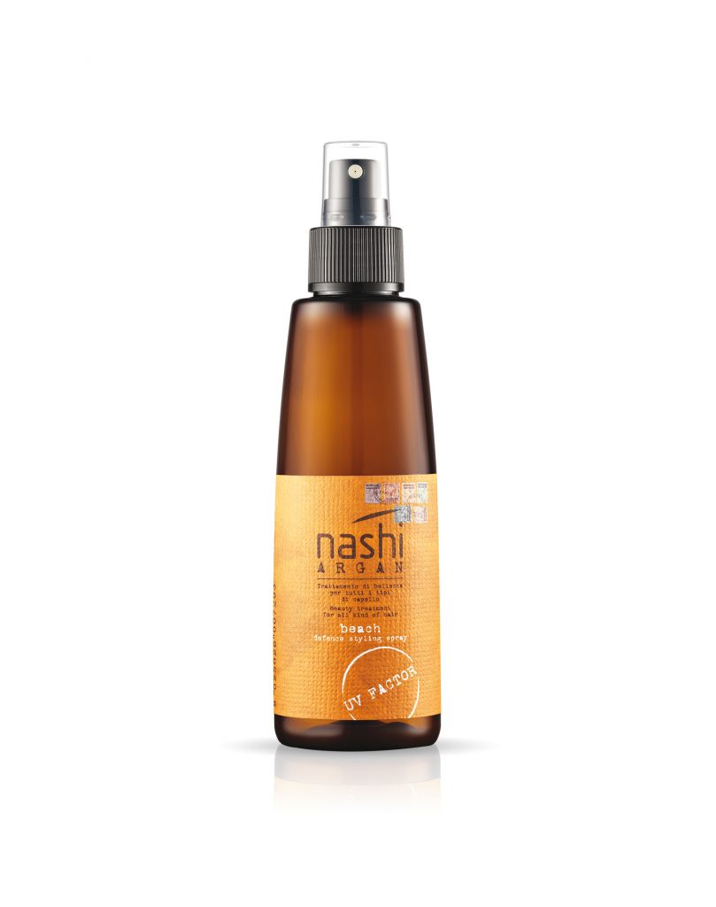 NASHI ARGAN Sun Beach Defence Styling Spray_150 ml copia