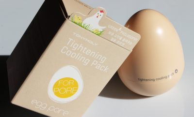 Tony Moly - Egg Pore – Tightening Cooling Pack