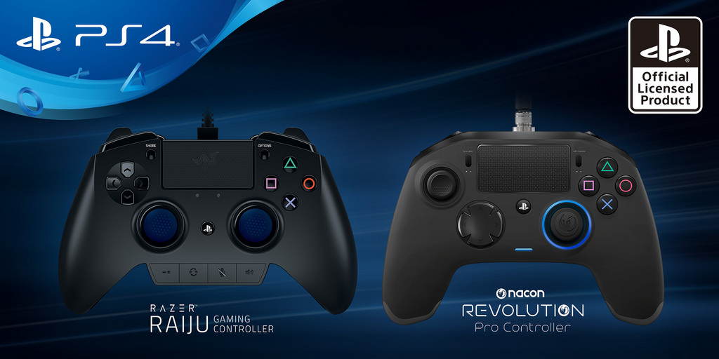 controller pro ps4