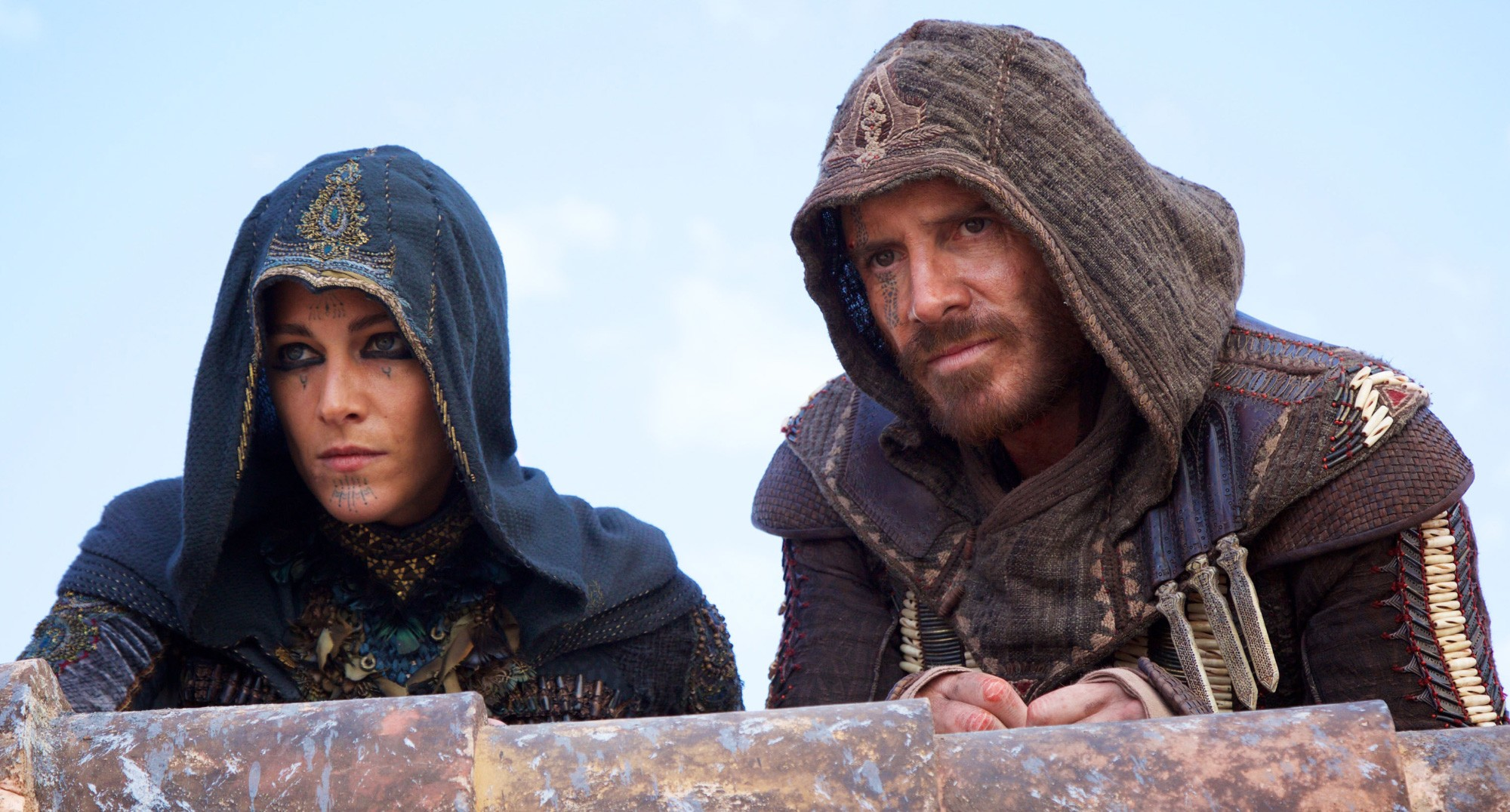 assassin's creed il film aguilar e maria cast