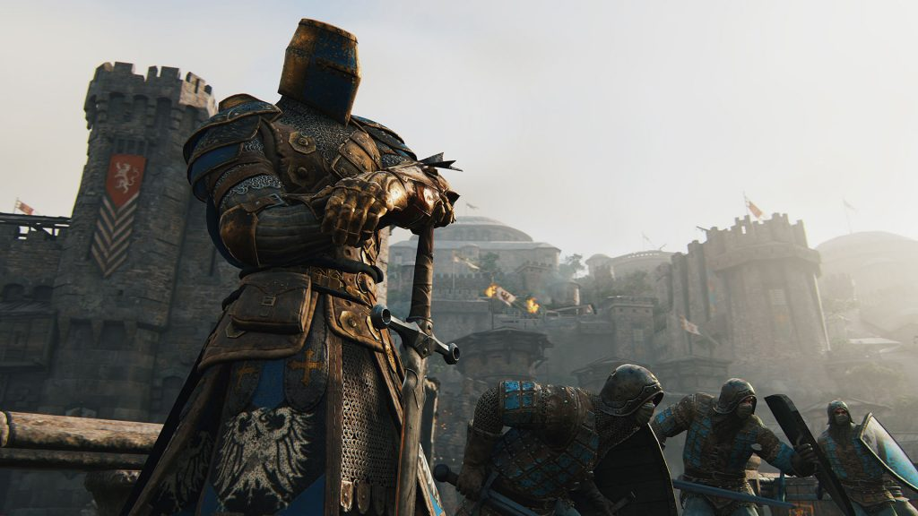 cavaliere for honor