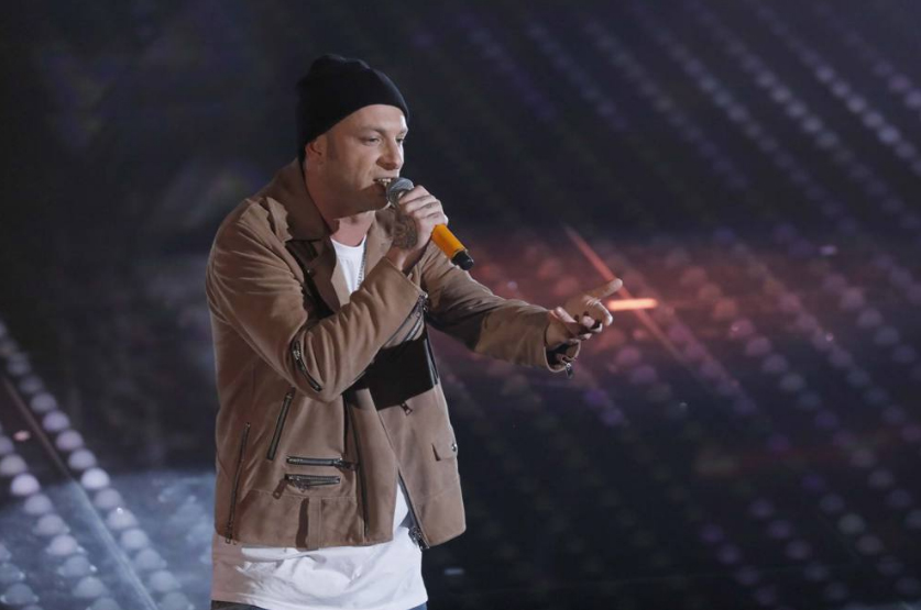 look finale sanremo 2017 – clementino