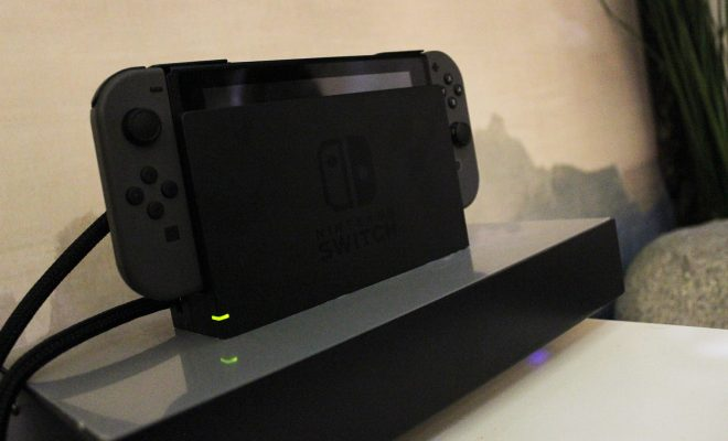 review nintendo switch console