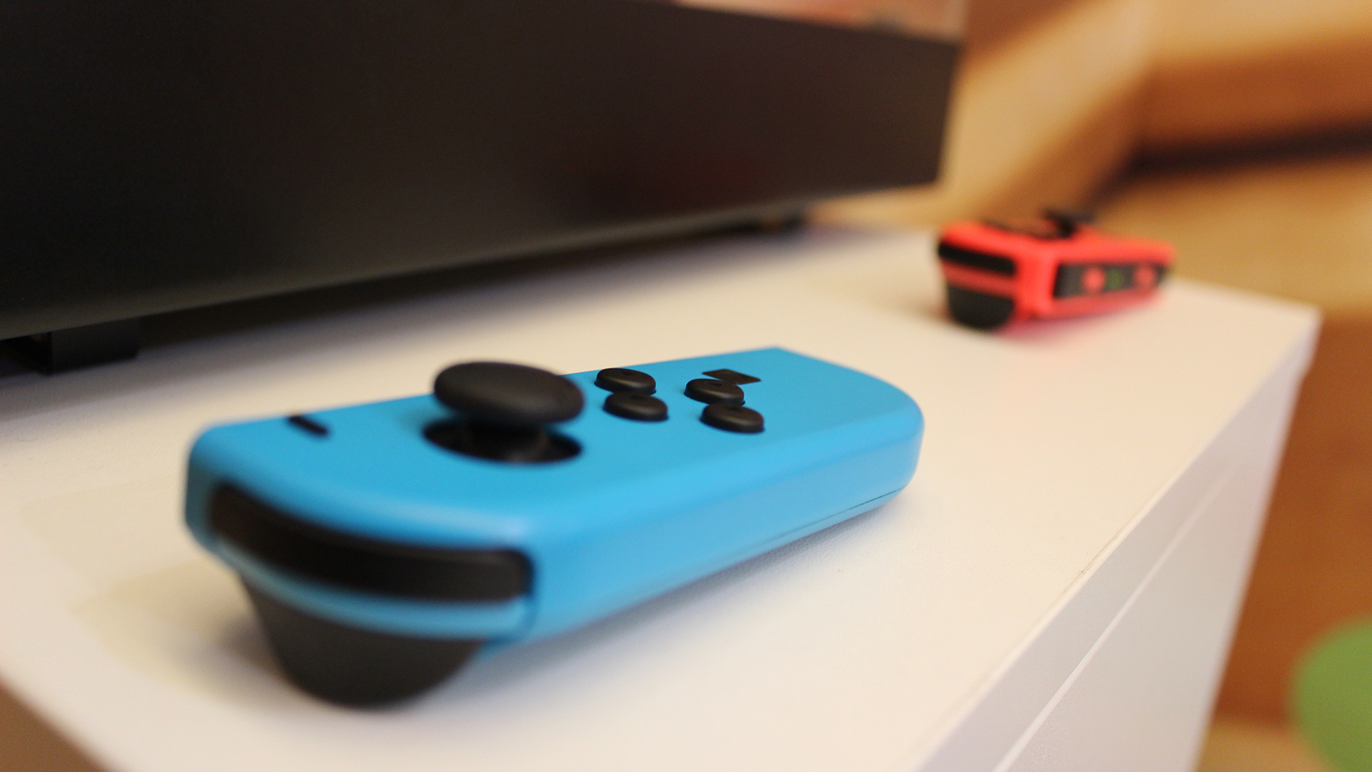 review nintendo switch joy-con