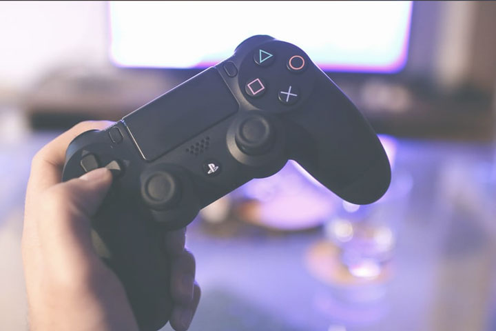 controller ps4 let's play