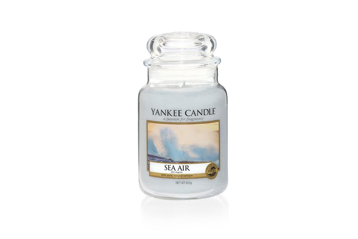 Yankee Candle Coastal Living - sea air