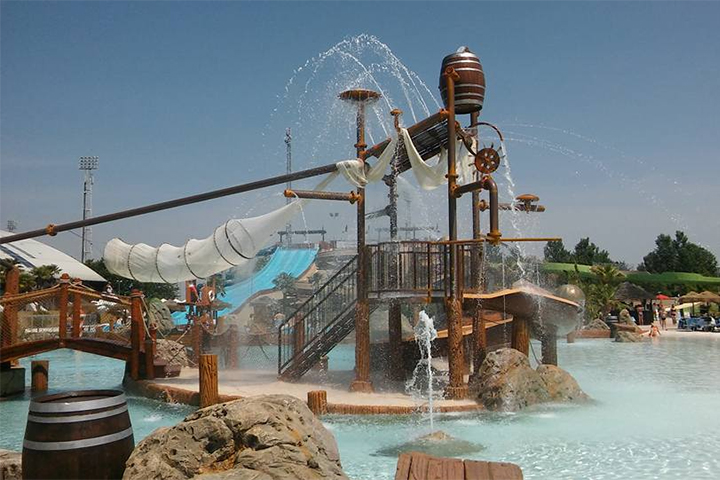 aquafollie playground marinaro