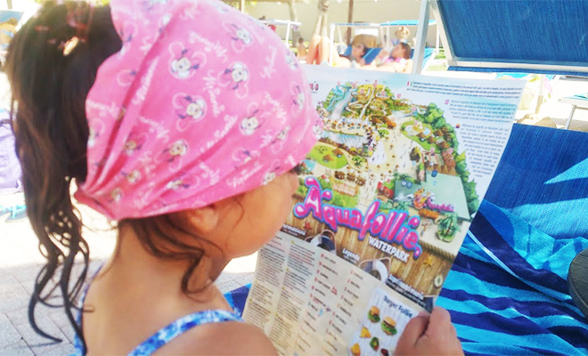 Aquafollie waterpark review